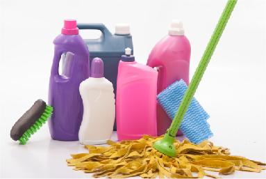 ○社内での洗剤の使用制限