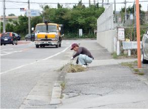 2019年度・県道清掃